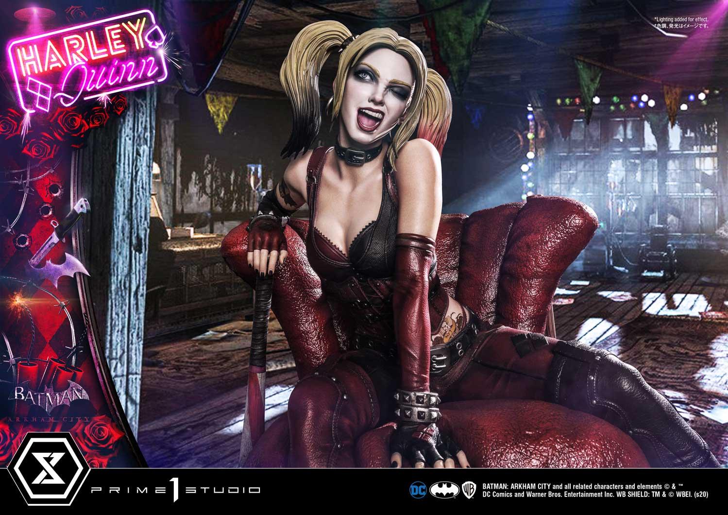 Harley Quinn Arkham City Wallpaper (67+ images)