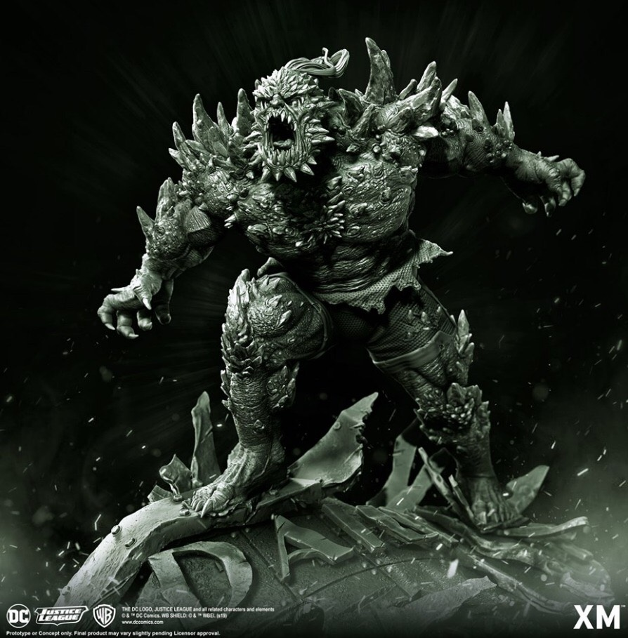 Doomsday Sixth Scale Statue