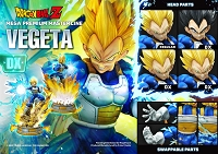 Dragon Ball Z: Super Saiyan Vegeta DX