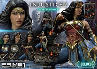 Injustice 2: Wonder Woman DX