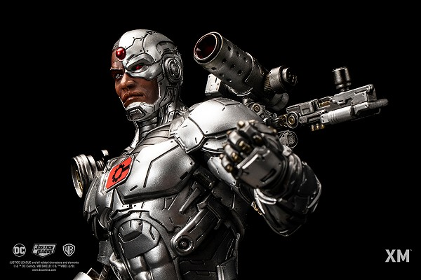 Rebirth Series - Cyborg